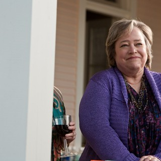 Kathy Bates stars as Beverly Corbett in Millennium Entertainment's A Little Bit of Heaven (2012). Photo credit by Patti Perret.