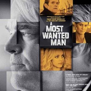 Poster of Roadside Attractions' A Most Wanted Man (2014)