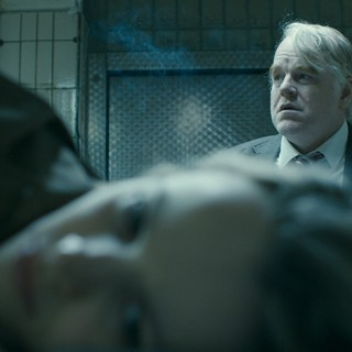 Philip Seymour Hoffman stars as Gunther Bachmann in Roadside Attractions' A Most Wanted Man (2014)