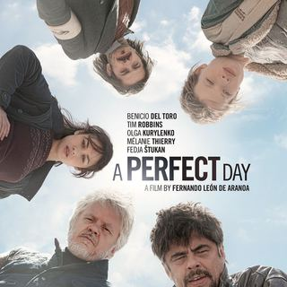 Poster of IFC Films' A Perfect Day (2016) - a-perfect-day-poster01
