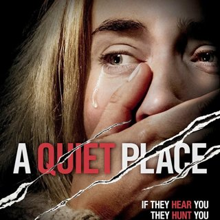 Poster of Paramount Pictures' A Quiet Place (2018)