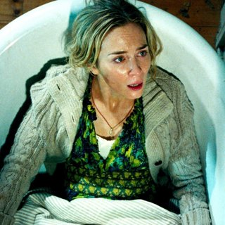 Emily Blunt in Paramount Pictures' A Quiet Place (2018)