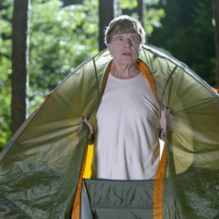 Walk in The Woods, A - Robert Redford stars as Bill Bryson in Broad Green Pictures' A Walk in the Woods (2015)