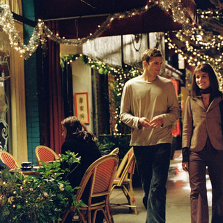 "Ashton Kutcher and Amanda Peet in Touchstone Pictures' ""A Lot Like Love"" (2005) - a_lot_like_love18"