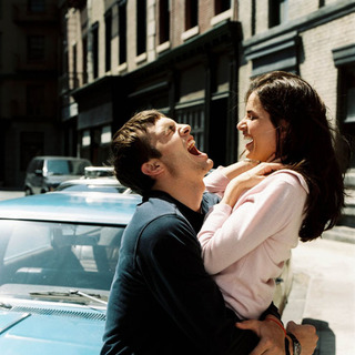 "Ashton Kutcher and Amanda Peet in Touchstone Pictures' ""A Lot Like Love"" (2005) - a_lot_like_love23"