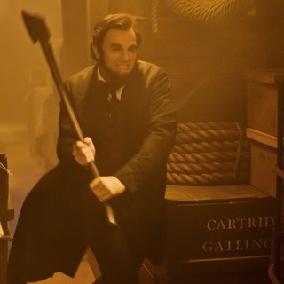 Abraham Lincoln: Vampire Hunter - Benjamin Walker stars as Abraham Lincoln in 20th Century Fox's Abraham Lincoln: Vampire Hunter (2012)