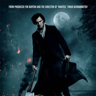 Abraham Lincoln: Vampire Hunter - Poster of 20th Century Fox's Abraham Lincoln: Vampire Hunter (2012)