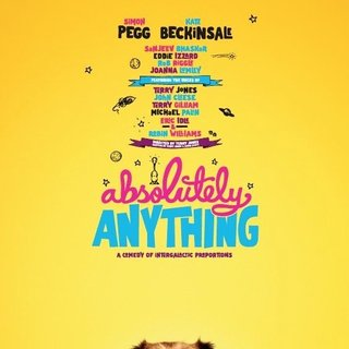 Absolutely Anything - Poster of Bill & Ben Productions' Absolutely Anything (2015)