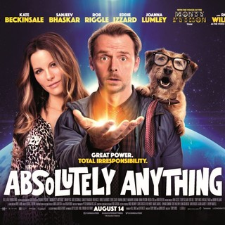 Absolutely Anything photo