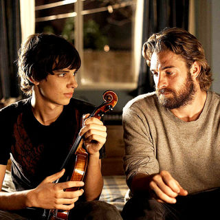 Devon Bostick stars as Simon and Scott Speedman stars as Tom in Sony Pictures Classics' Adoration (2009). Photo credit by Sophie Giraud. - adoration09