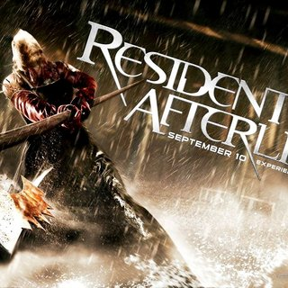 Poster of Screen Gems' Resident Evil: Afterlife (2010)