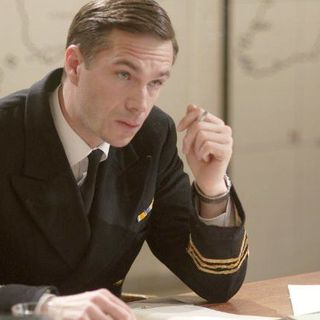 James D'Arcy stars as Ian Fleming in Metrodome Distribution's Age of Heroes (2011)