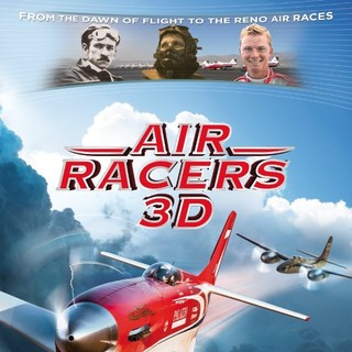 Poster of Entertainment Distribution's Air Racers 3D (2012)