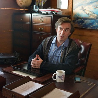 Steve Coogan stars as Alan Partridge in Studiocanal's Alan Partridge: The Movie (2013)