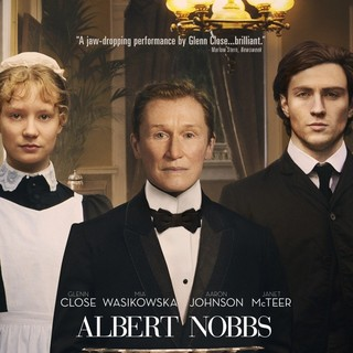 Poster of Roadside Attractions' Albert Nobbs (2012)