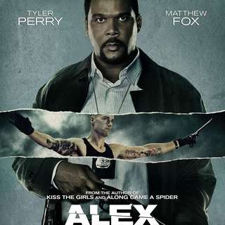 Poster of Summit Entertainment's Alex Cross (2012)
