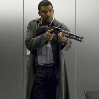 Alex Cross - Tyler Perry stars as Dr. Alex Cross in Summit Entertainment's Alex Cross (2012)