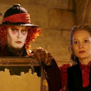 Alice Through the Looking Glass photo