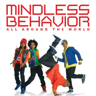 Poster of AwesomenessTV's Mindless Behavior: All Around the World (2013)