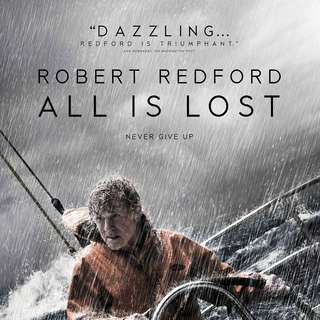 Poster of Roadside Attractions' All is Lost (2013) - all-is-lost-poster01