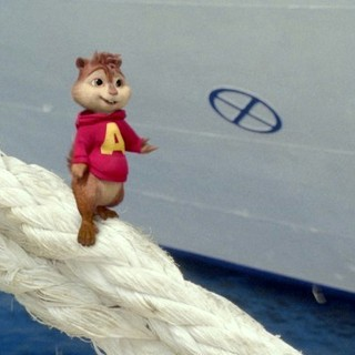 Alvin and the Chipmunks: Chip-Wrecked Picture 14