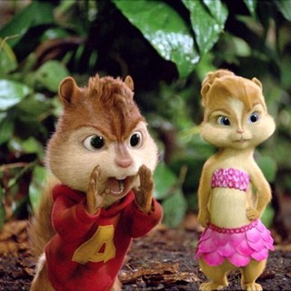 Alvin and the Chipmunks: Chip-Wrecked Picture 16