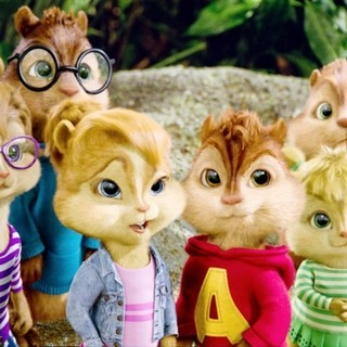 Alvin and the Chipmunks: Chip-Wrecked Picture 18