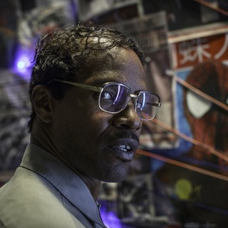 Jamie Foxx stars as Max Dillon/Electro in Columbia Pictures' The Amazing Spider-Man 2 (2014)