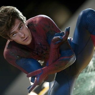 Amazing Spider-Man, The - Andrew Garfield stars as Peter Parker/Spider-Man in Columbia Pictures' The Amazing Spider-Man (2012)