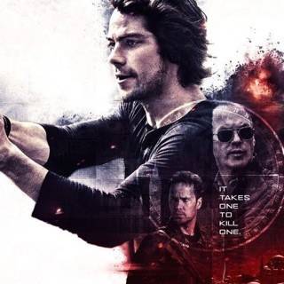 American Assassin - Poster of Lionsgate Films' American Assassin (2017)