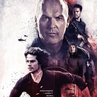 Poster of Lionsgate Films' American Assassin (2017) - american-assassin-poster10