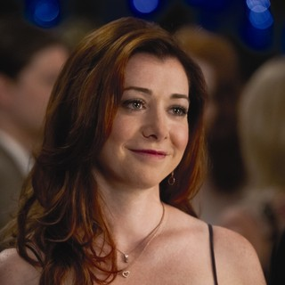 Alyson Hannigan stars as Michelle Flaherty-Levenstein in Universal Pictures' American Reunion (2012) - american-reunion-still01