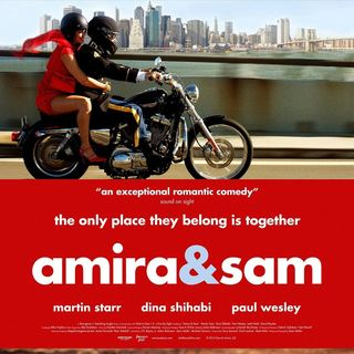 Amira & Sam photo