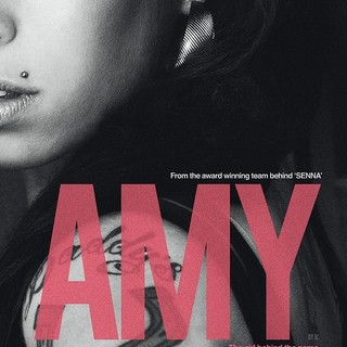 Amy - Poster of A24's Amy (2015)