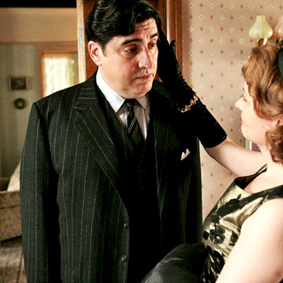 Alfred Molina stars as Jack and Cara Seymour stars as Majorie in Sony Pictures Classics' An Education (2009)