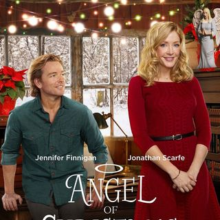 Poster of Hallmark Channel's Angel of Christmas (2015) - angel-of-christmas-pstr01