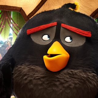 Bomb from Columbia Pictures' Angry Birds (2016)