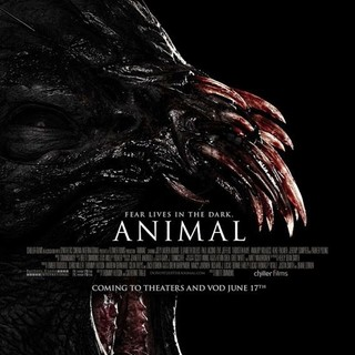 Poster of Chiller Films' Animal (2014)