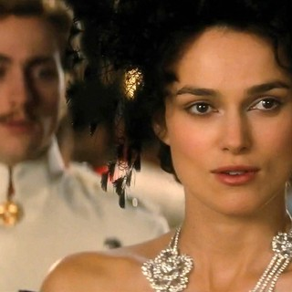 Aaron Johnson stars as Count Vronsky and Keira Knightley stars as Anna Karenina in Focus Features' Anna Karenina (2012) - anna-karenina08