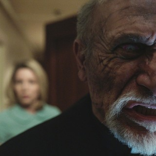 Tony Amendola stars as Father Perez in Warner Bros. Pictures' Annabelle (2014)
