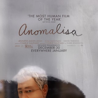 Poster of Paramount Pictures' Anomalisa (2015)