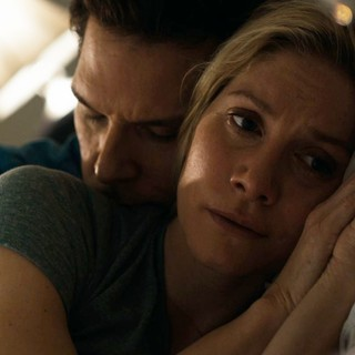 Elizabeth Mitchell stars as Kate and Dane Cook stars as Ryan in Roadside Attractions' Answers to Nothing (2011)