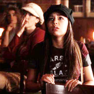 Janel Parrish stars as Vicki in Pure Motive's April Showers (2009)