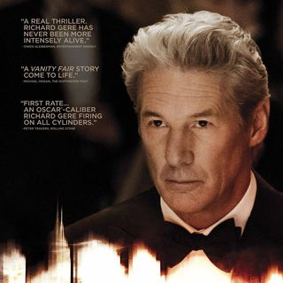 Poster of Roadside Attractions' Arbitrage (2012)