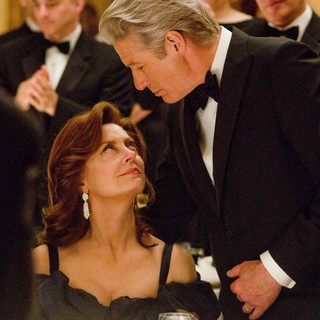 Susan Sarandon stars as Ellen Miller and Richard Gere stars as Robert Miller in Roadside Attractions' Arbitrage (2012)