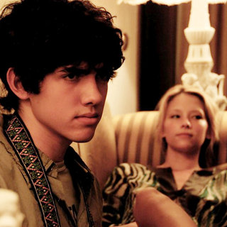 Carter Jenkins stars as Sye and Haley Bennett stars as Charlotte in Archstone Distribution's Arcadia Lost (2010)