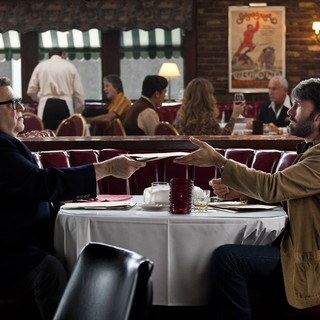 John Goodman stars as John Chambers and Ben Affleck stars as Tony Mendez in Warner Bros. Pictures' Argo (2012)