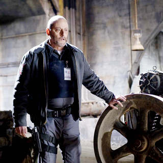 Jean Reno stars as Quinn in Screen Gems' Armored (2009) - armored09