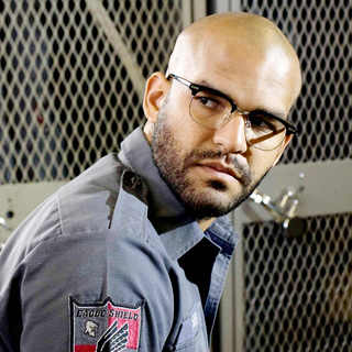 Armored - Amaury Nolasco stars as Palmer in Screen Gems' Armored (2009)