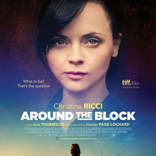 Poster of Kick Pictures' Around the Block (2014) - around-the-block-poster01